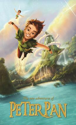 Питер Пэн: новые приключения