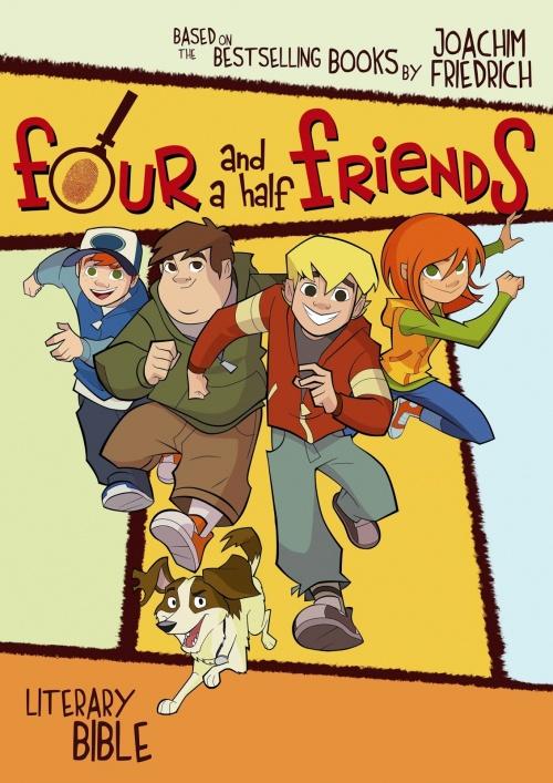 Четыре с половиной друга