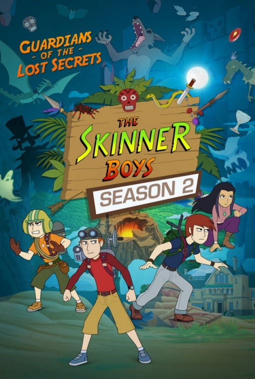 The Skinner Boys: Guardians of the Lost Secrets - Скиннеры (2014)
